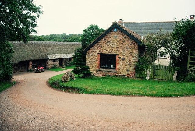 Oaktrow Farmyard
