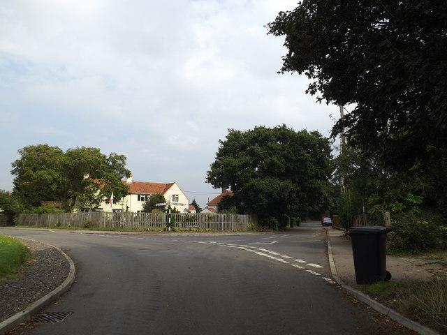 The Street, Tivetshall St.Margaret