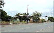 SJ8748 : Hanley: former car dealership by Jonathan Hutchins