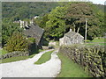 SE0225 : Hob Lane, Mytholmroyd by Humphrey Bolton
