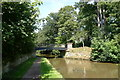SJ9922 : Fancy Bridge no. 73A on the Trent and Mersey Canal by Tim Heaton