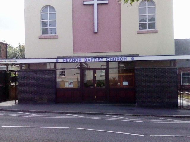 Heanor Baptist Church