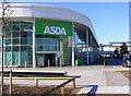 SZ0190 : Poole Asda by Gordon Griffiths