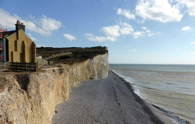 Chalk Cliffs at Birling Gap