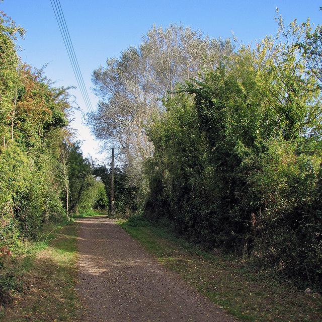 Haslingfield: on Porkers Lane