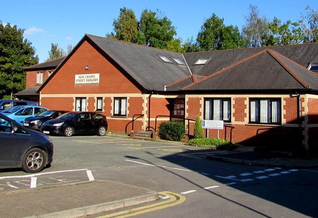 New Chapel Street Surgery, Pontnewydd, Cwmbran