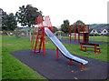 ST6458 : High Littleton play area by Neil Owen