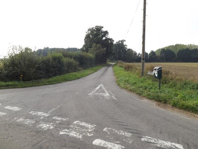 Grove Road, Tivetshall St.Margaret