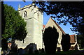 SK8354 : All Saints Church by Roger Templeman
