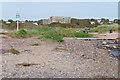 SS0697 : Manorbier beach by Alan Hunt