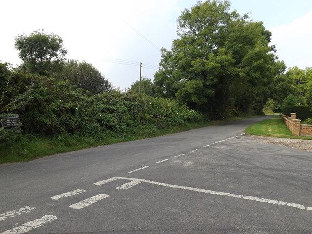 Rectory Road, Mill Green, Gissing
