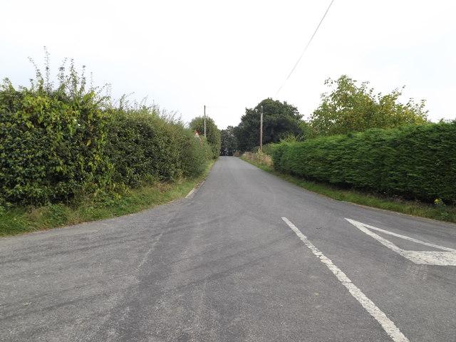 Glebe Road, Mill Green, Gissing