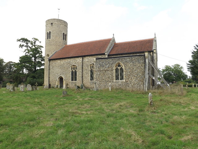 St.Mary's Church, Gissing