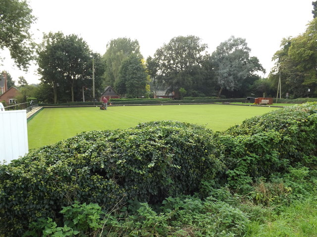 Gissing Bowling Green