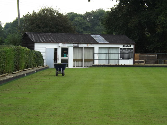 Gissing Bowling Green Pavilion