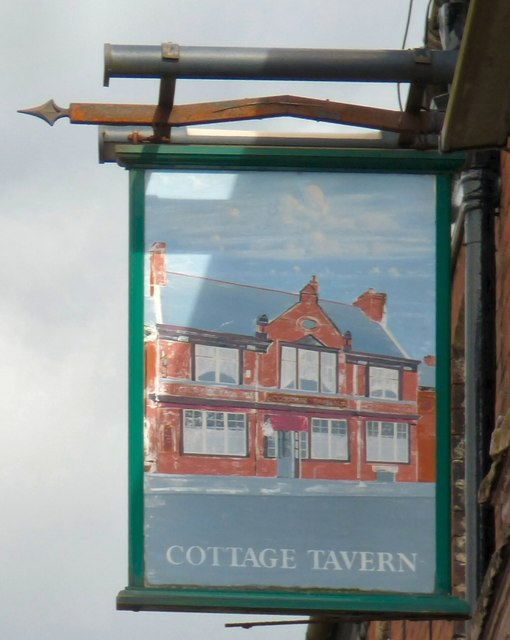 Sign of the Cottage Tavern