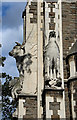 TQ3487 : Georgian Orthodox Cathedral Church - Stonework by John Salmon