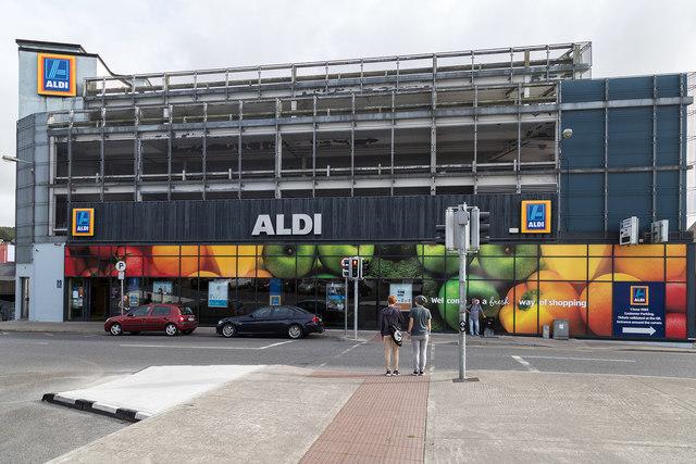 Aldi, The Glen, Waterford