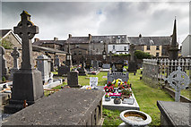 S6012 : Cemetery of Holy Trinity Church, Waterford by David P Howard