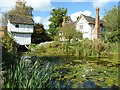 SO6855 : Lower Brockhampton House by Philip Halling