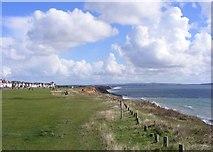 SZ2492 : Barton on Sea View by Gordon Griffiths