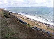 SZ2492 : Coast View by Gordon Griffiths