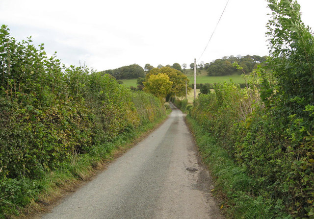 By Ireland to the Monument - Lower Dinchope, Shropshire