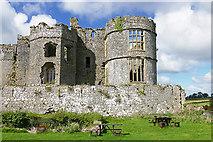 SN0403 : Carew Castle by Alan Hunt