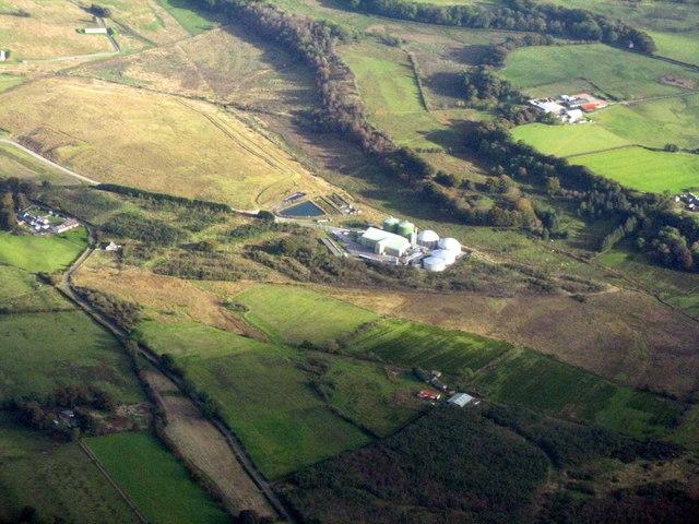 Barkip Biogas Power Station