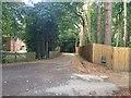 SP9234 : Heath Lane, Aspley Heath by Dave Thompson