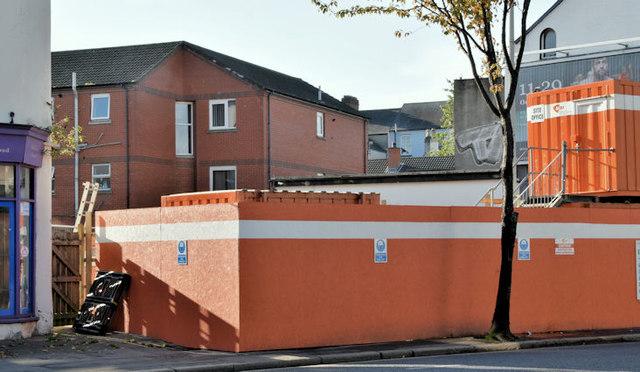 No 138A Lisburn Road (redevelopment), Belfast (October 2016)