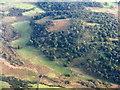 NS3756 : Brownmuir Plantation by M J Richardson
