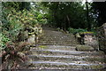 SE1214 : Steps in Beaumont Park by Ian S