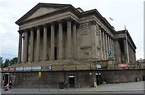SJ3490 : St George's Hall in Liverpool by Mat Fascione
