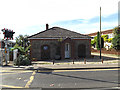 TM0595 : Station Bungalow, Attleborough by Adrian Cable