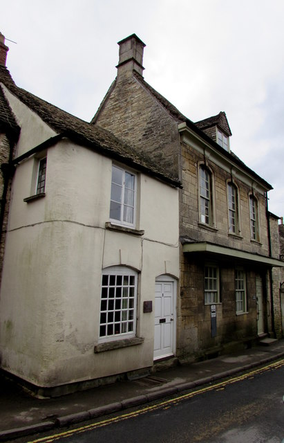 Old Brewery and Old Post Office, Minchinhampton