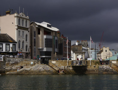 SX4853 : The Barbican, Plymouth by Stephen McKay
