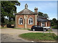 TM0691 : Church House, Old Buckenham by Adrian Cable