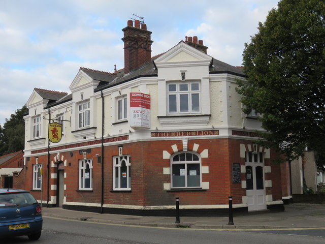 The Red Lion, Watford