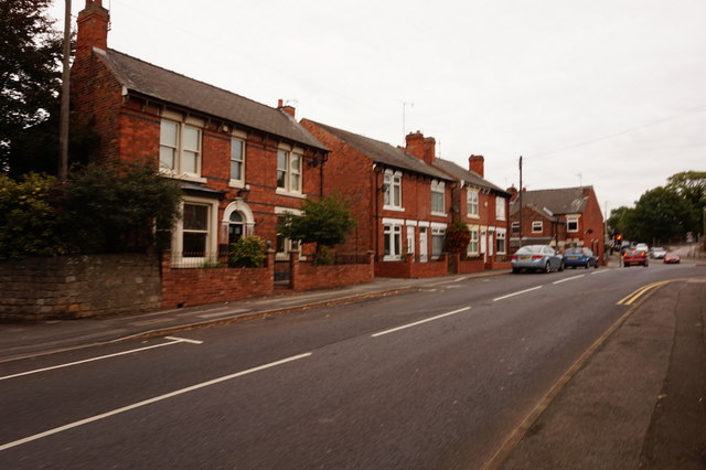New Mill Lane, Mansfield Woodhouse