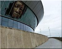 SJ3489 : Echo Arena Liverpool by Mat Fascione
