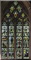 TF0043 : East window, St Mary's church, Wilsford by Julian P Guffogg