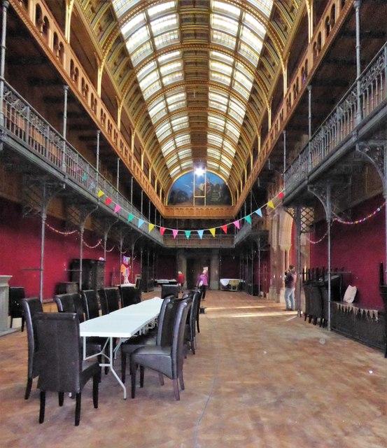 Dunecht House - Ballroom/Reception area