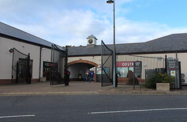 Gretna Gateway Outlet Village
