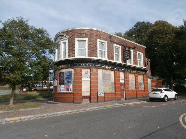 The Mount Vernon, Liverpool