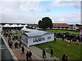 TL6262 : A Taste of Dubai stand at Newmarket by Richard Humphrey