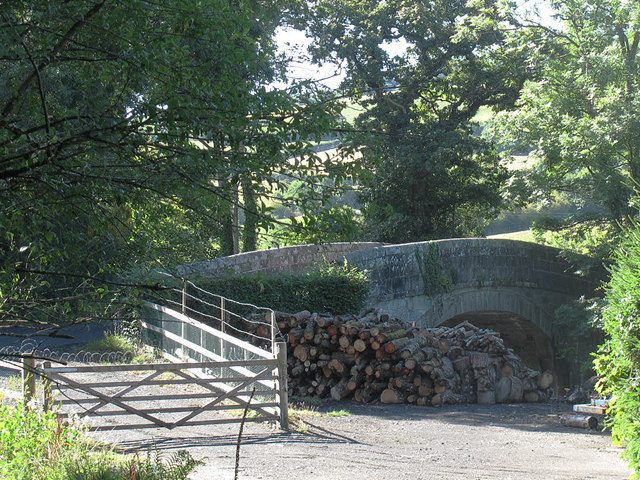 Sowton Cottage Bridge