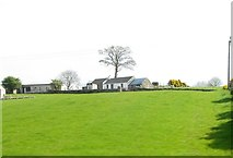 J2733 : Traditional homestead near Kilcoo by Eric Jones