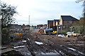SP3678 : Looking west on Gwendolyn Drive, The Spires development, Stoke, Coventry by Robin Stott