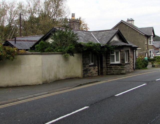 Lledfair Tollhouse, Machynlleth